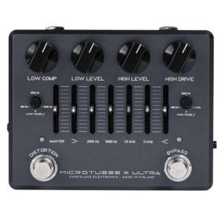 Darkglass Microtubes X ultra Bass pedal