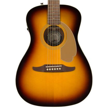 Fender Malibu Player Acoustic Body Sunburst