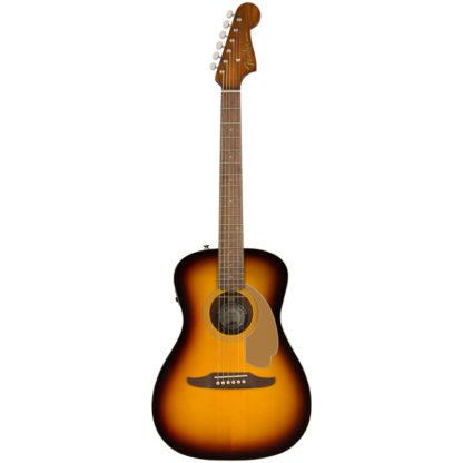 Fender Malibu Player Acoustic Sunburst full
