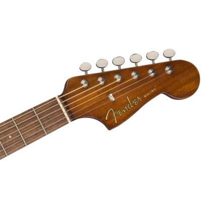 Fender Malibu Player Headstock