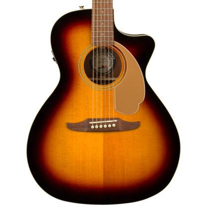 Fender Newporter Sunburst Guitar Body