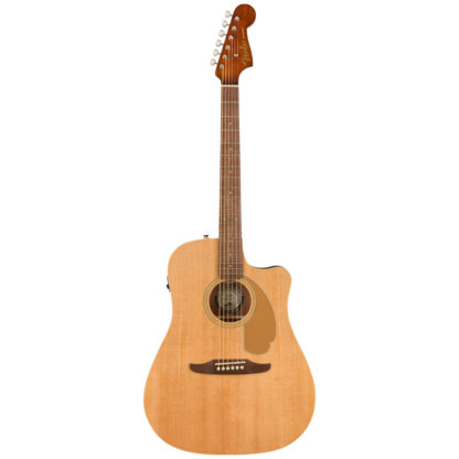Fender Redondo Natural Acoustic Electric Guitar