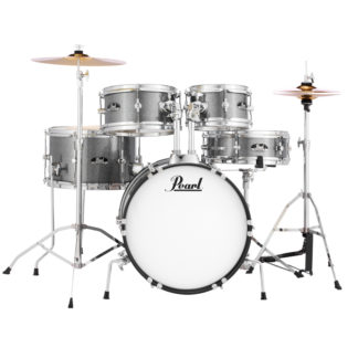 Pearl Roadshow Junior Grindstone Sparkle Drum Kit