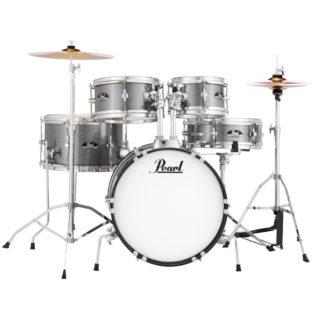 Pearl Roadshow Junior Grindstone Sparkle Drum Kit
