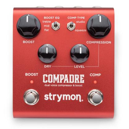 Strymon Compadre compressor pedal