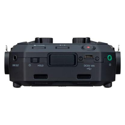Zoom H8 Handy Recorder Bottom Panel