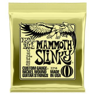 Ernie Ball Mammoth Slink Guitar Strings
