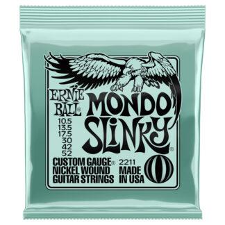 Ernie Ball Mondo Slinky Electric Guitar Strings