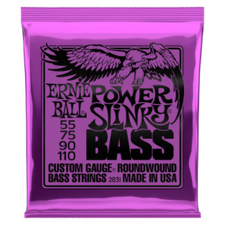 Ernie Ball Power Slinky 55-110 Bass Strings