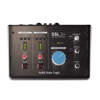 Solid State Logic SSL 2+