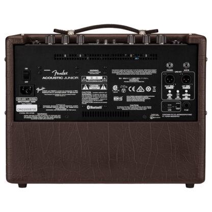 Fender Acoustic Junior Rear