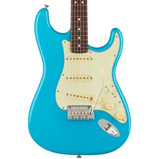 Fender Am Pro II Strat Miami Blue Body
