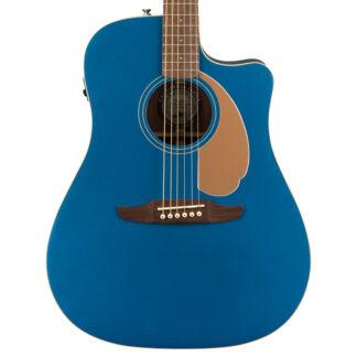Fender Redondo Player Belmont Blue Body