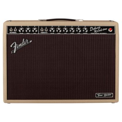 Fender Tone Master Deluxe Reverb Blonde Guitar Amp