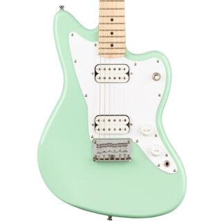 Squier Mini Jazzmaster HH Surf Green Body