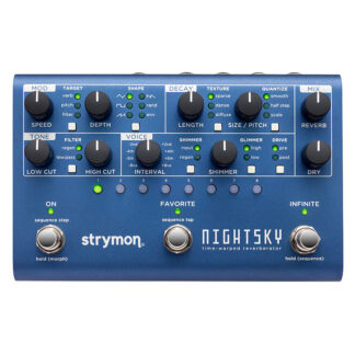 Strymon Nightsky Effect Pedal