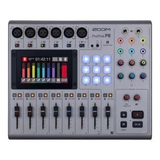 Zoom Podtrak P8 Podcast studio