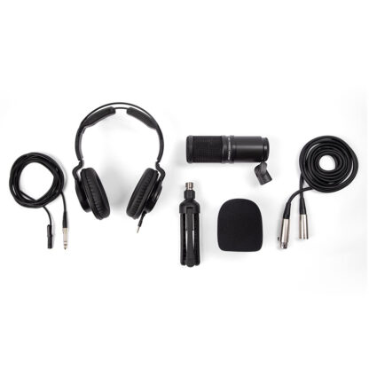 Zoom ZDM-1 Podcast Pack Contents