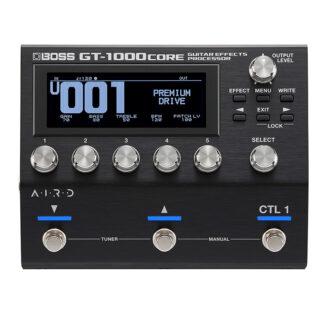 BOSS GT 1000 Core Multi Effects Processor