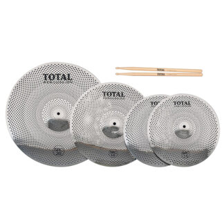 Total Percussion SRC50 Reduced Volume Cymbal Pack