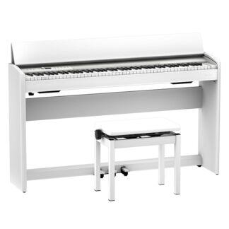 Roland F701WH White Digital Piano