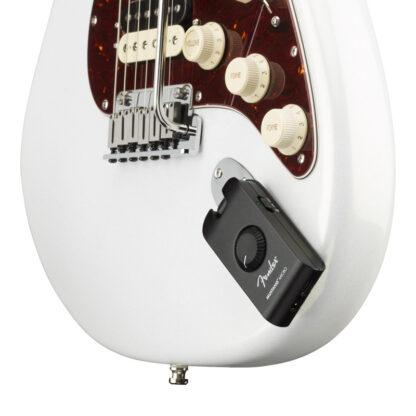 Mustang Micro in guitar