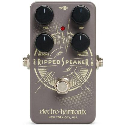 Electro Harmonix Ripped Speaker Fuzz front