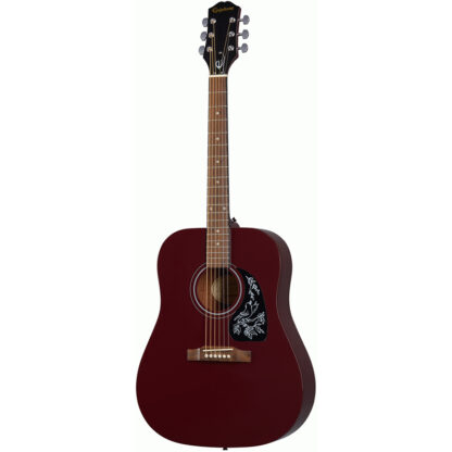Epiphone Starling Wine Red all