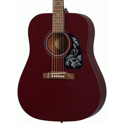 Epiphone Starling Wine Red body