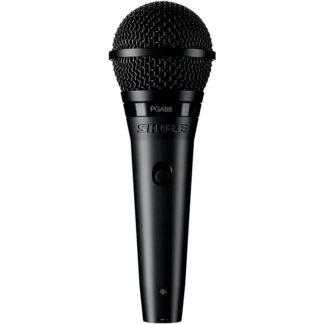Shure PGA58 Dynamic Microphone all