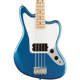 Squier Affinity Jaguar Bass H Lake Placid Blue body