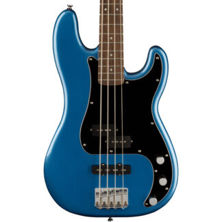 Squier Affinity Precision Bass PJ Lake Placid Blue body