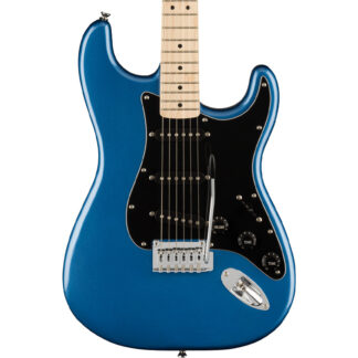 Squier Affinity Stratocaster Electric Guitar Lake Placid Blue body