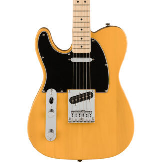 Squier Affinity Telecaster Left-Handed Butterscotch Blonde body