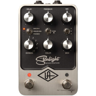 Universal Audio Starlight Echo Station Pedal front