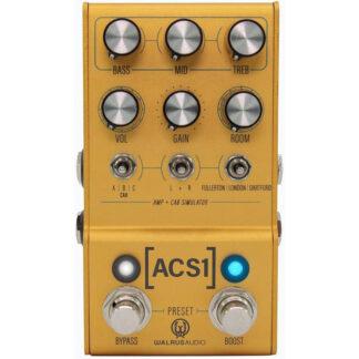 Walrus Mako ACS1 Amp and Cab Simulator front