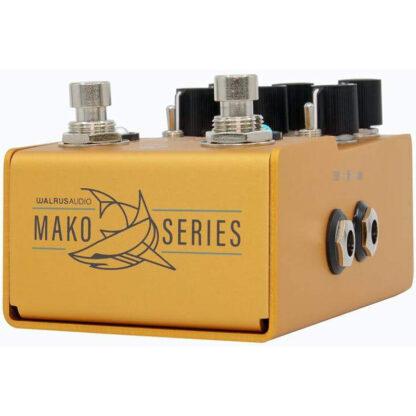 Walrus Mako ACS1 Amp and Cab Simulator logo