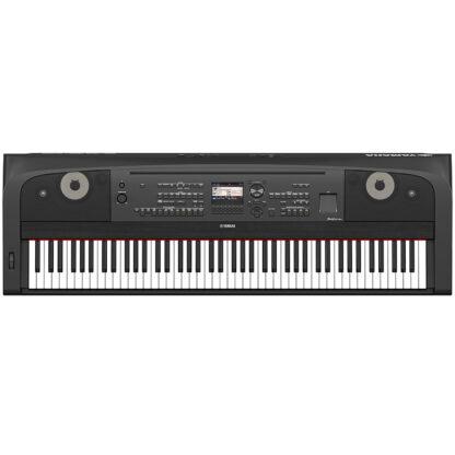 Yamaha DGX-670 Digital Piano top