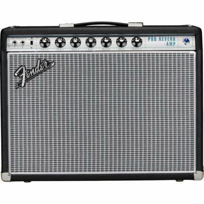 Fender '68 Custom Pro Reverb front
