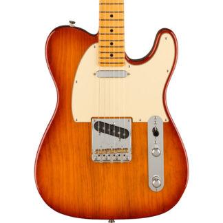 Fender American Professional II Telecaster Sienna Sunburst body