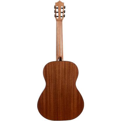 Katoh MCG20 Classical Guitar back