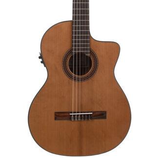 Katoh MCG40CEQ Classical Guitar body