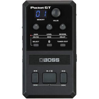 Boss Pocket GT Effects Processor front