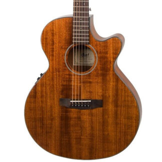 Cort SFX1F-ABW Acoustic Guitar Blackwood Natural body