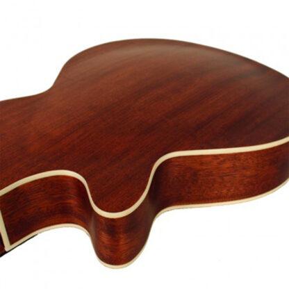 Cort SFX-ME Acoustic Guitar Natural back