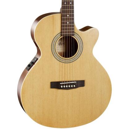 Cort SFX-ME Acoustic Guitar Natural body
