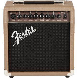 Fender Acoustasonic 15 Acoustic Amp front