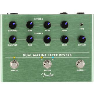 Fender Dual Marine Layer Reverb top