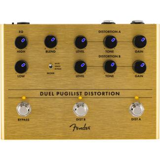 Fender Duel Pugilist Distortion top