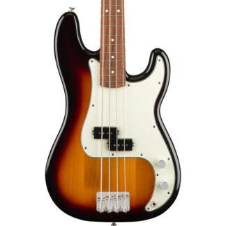 Fender Player Precision Bass PF 3-Colour Sunburst body